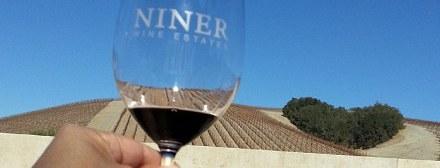 Niner Wine Estates is one of California.