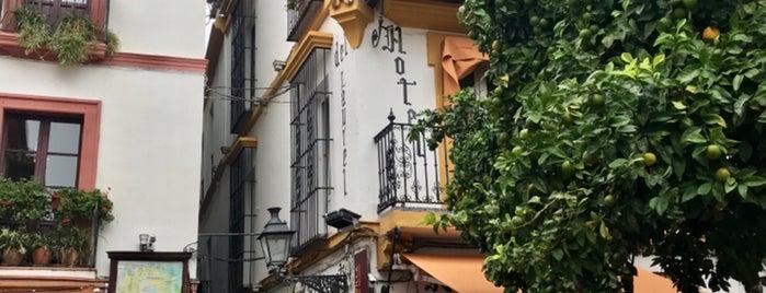 La Hosteria del Laurel is one of Spain.