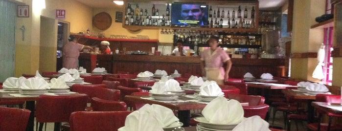 Restaurante Rosalia is one of Karim'in Beğendiği Mekanlar.