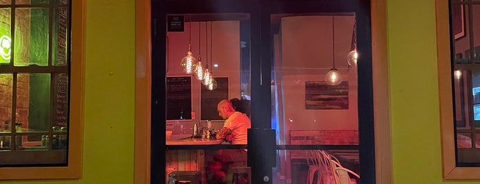 Rosie Pizza Bar is one of NYC BK WilmsBrg.