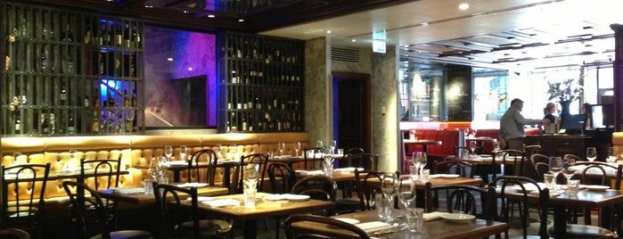Social Eating House is one of Michelin Starred Restaurants in London.