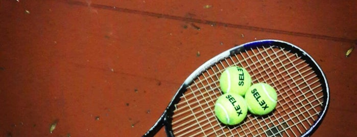 Altınbaşak Tenis Kortu is one of Fazlı: сохраненные места.