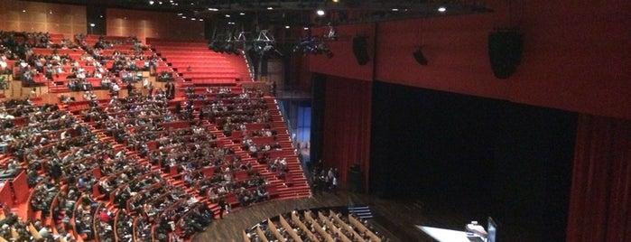L'Amphithéâtre - Salle 3000 is one of Nastasya : понравившиеся места.