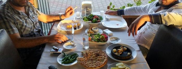 Sahil Restaurant is one of Lugares favoritos de Ferruh.