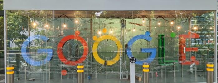 Google Asia Pacific is one of Tempat yang Disukai Ian.