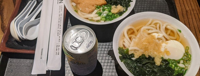 U:Don Fresh Japanese Noodle Station is one of สถานที่ที่ Jack ถูกใจ.