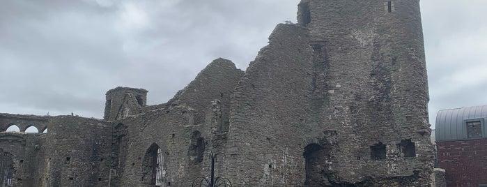 Swansea Castle is one of Swansea.