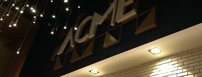 ACME is one of Orte, die Foodie 🦅 gefallen.