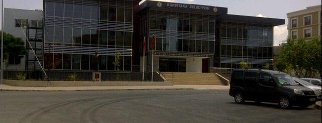 Ahmet Piriştina Kültür Merkezi is one of Lugares favoritos de Yalçın.