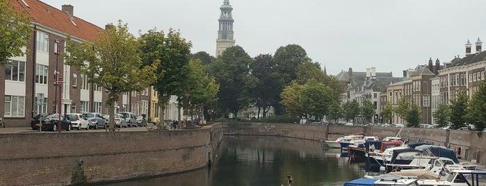 Jachthaven Middelburg is one of Lugares favoritos de Priscilla.