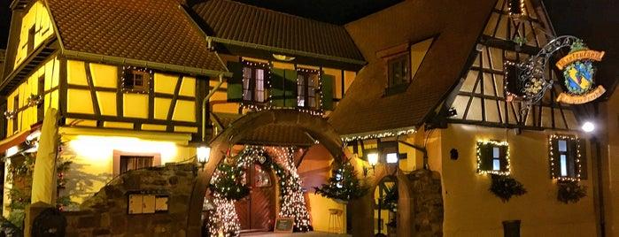 Au Vieux Porche is one of Alsace - Lorraine.