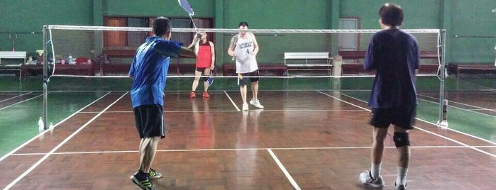 Pracha Chun Badminton Court is one of Badminton Court.
