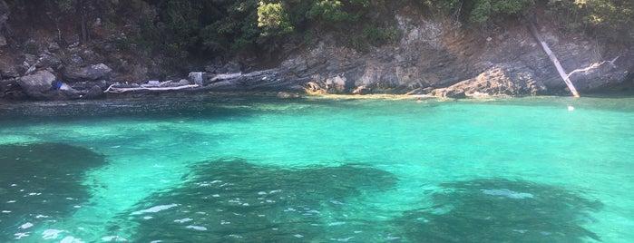 Cherry Bay is one of Orte, die Marina gefallen.