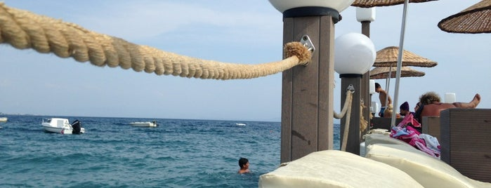 Altınoluk Plajı is one of doğallık..