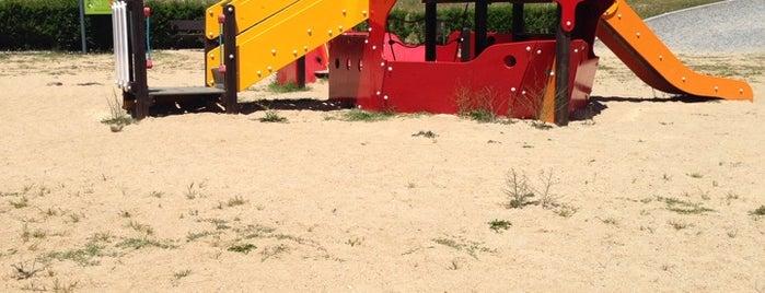 Parque La Alberca is one of Parks to enjoy in Boadilla.