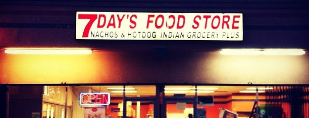 7 Days Food Store is one of Los Angeles.