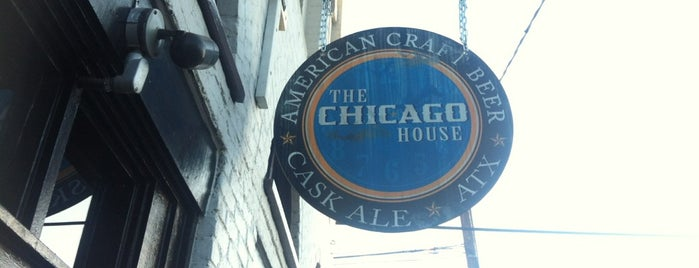 The Chicago House is one of Austin, TX.
