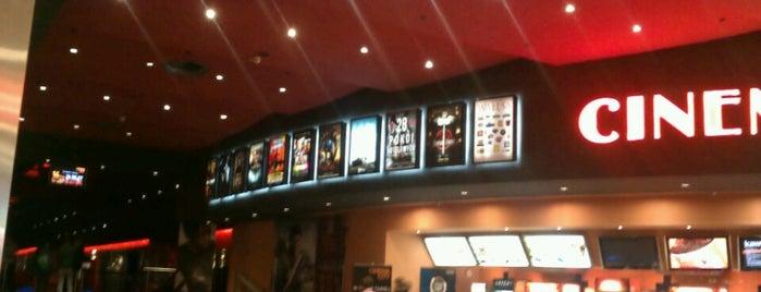 Cinema City is one of สถานที่ที่ Elena ถูกใจ.