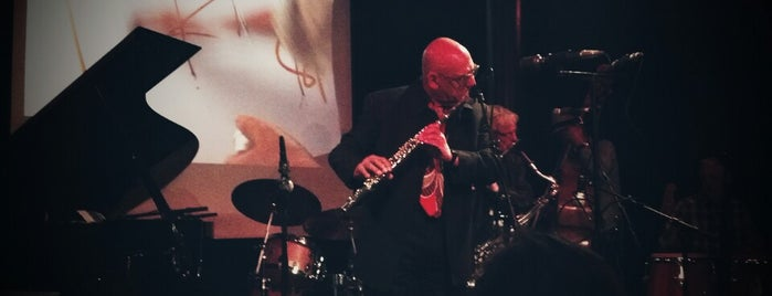 Vortex Jazz Club is one of London Happy Music, Asolole.