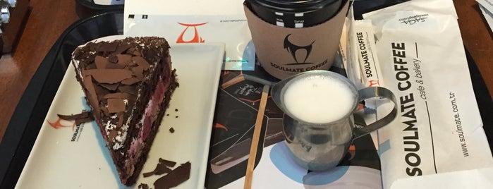 Soulmate Coffee & Bakery is one of Posti che sono piaciuti a Kiki.