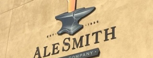 AleSmith Brewing Company is one of Trips / San Diego.