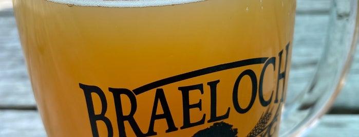 Braeloch Brewing is one of Vineyards, Breweries, Beer Gardens.
