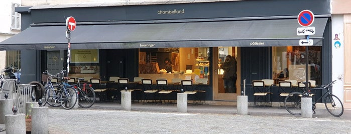 Chambelland is one of Paris.