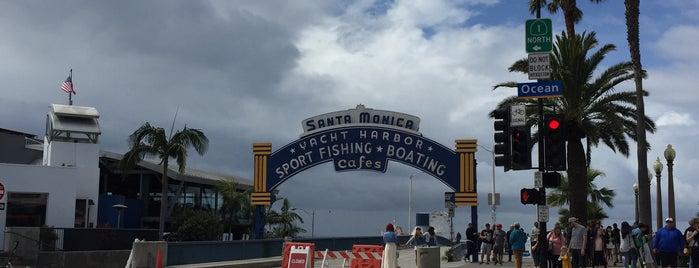 Santa Monica Pier is one of Santa Monica.