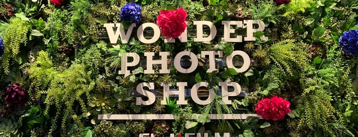 Fujifilm Wonder Photo Shop is one of New York.