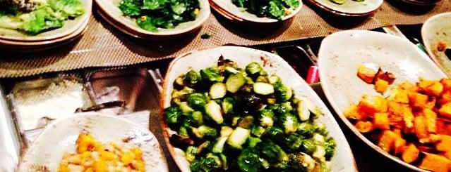 Tender Greens is one of Endo's Foodie Heaven.
