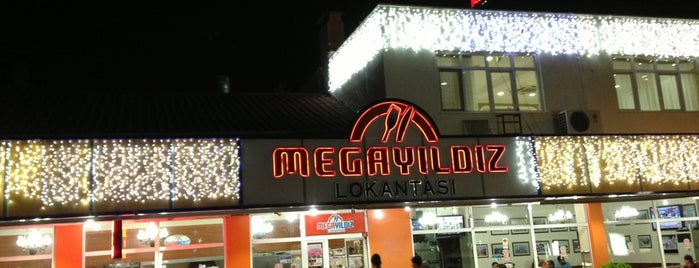 Mega Yıldız Lokantası is one of Balıkesir'de Yemek.