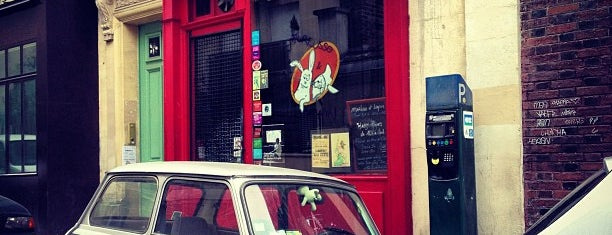 Marlusse et Lapin is one of BARS COOLS PARIS.