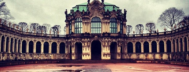 Dresdner Zwinger is one of Dresden.