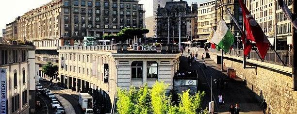 Place de l'Europe is one of Suiça - onde ir.