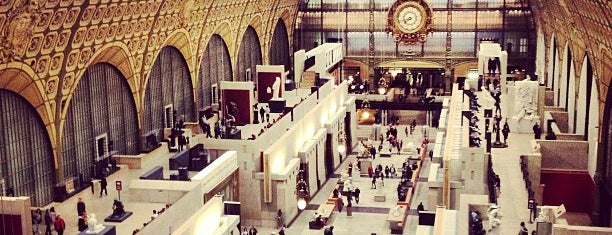 Museo d'Orsay is one of Paris for Mike.