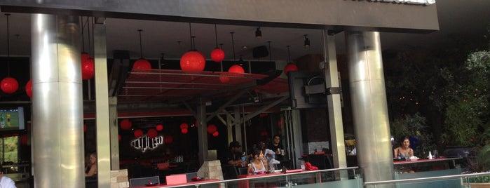 RA Sushi Bar Restaurant is one of Seyahat.