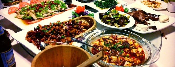 La Vie En Szechuan is one of NYC Favs.