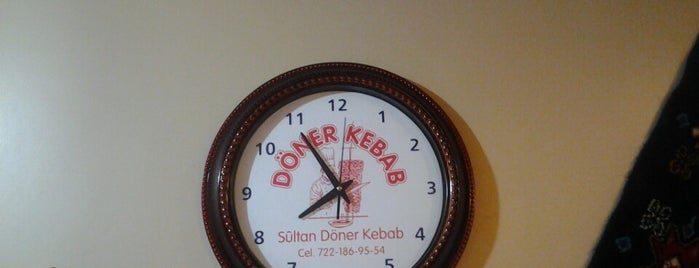 Sultan Döner Kebab is one of Musts.