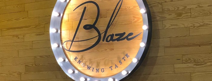 Blaze is one of Posti che sono piaciuti a Isra'.