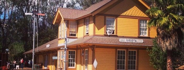 South Coast Railroad Museum is one of Santa Barbara.