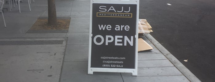 SAJJ Mediterranean is one of Restaurants I've tried.