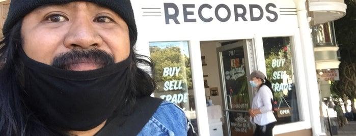 Originals Vinyl is one of Record Shops.