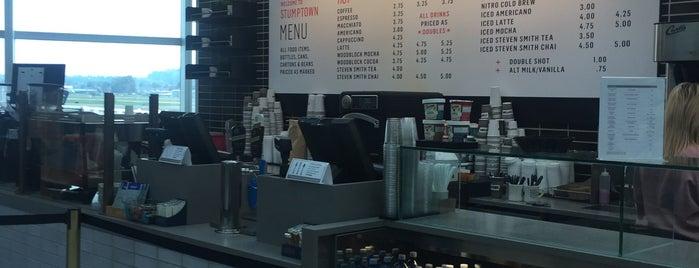 Stumptown Coffee Roasters is one of Cusp25'un Beğendiği Mekanlar.