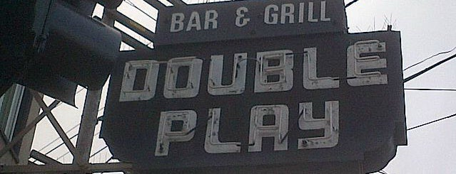 Double Play Bar & Grill is one of Bars in San Francisco to watch NFL SUNDAY TICKET™.