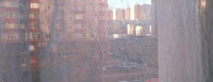 ЖК «Яскравий» is one of Vitaliyさんのお気に入りスポット.