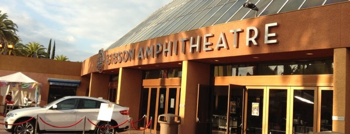 Gibson Amphitheatre is one of Los Angeles.