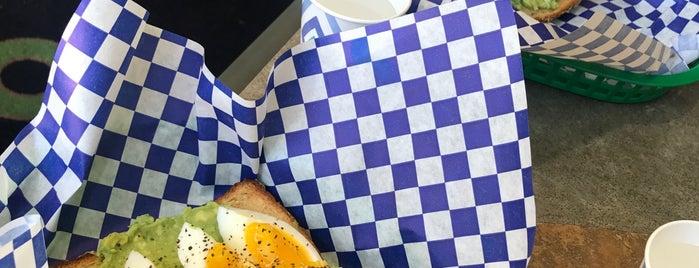 Avocado Toast is one of Orte, die O gefallen.