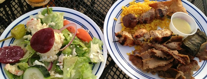 Little Greek Restaurant is one of Dallas FW Metroplex.