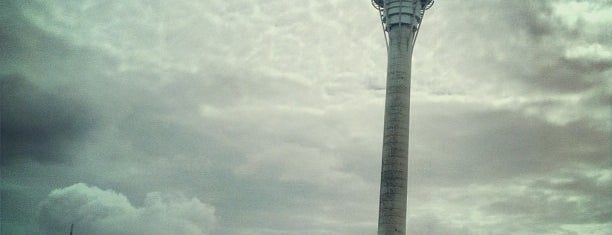 Macau Tower is one of #YOLO.