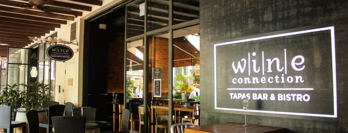 Wine Connection Tapas Bar & Bistro is one of #myhints4Singapore.